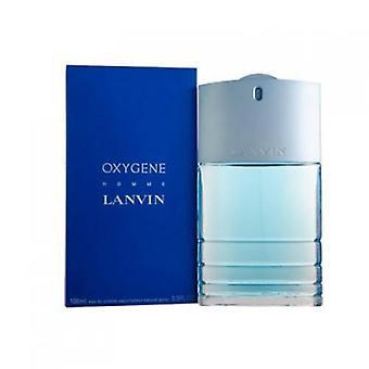 Lanvin Oxygene Homme Eau de Toilette Spray 100 ml