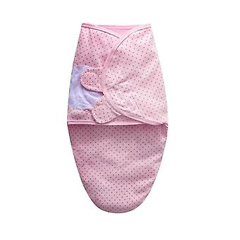 Babies Sleeping Bags, Newborn Baby Cocoon Swaddle, Kids Wrap Envelope Blanket,