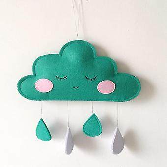 Baby Bedroom Decoration-clouds Design Hanging Ornaments