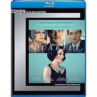 Quartet [Blu-ray] USA import