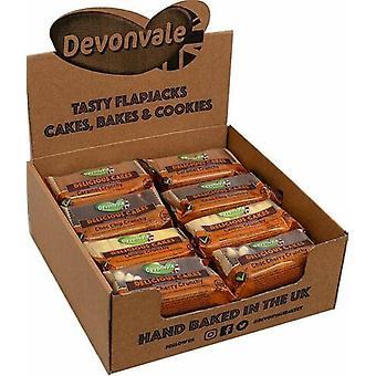 Devonvale Crunchy Cake Selection - Boîte mixte 80g x24