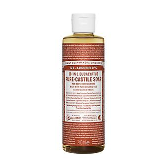 Eucalyptus Liquid Soap 240 ml
