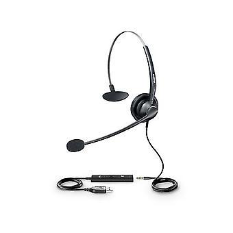 Yealink Uh33 Noise Cancelling Headset Usb