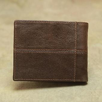 Male Genuine Leather Wallets, Credit Card Holders  High-quality Wallets
