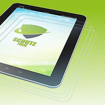 3x HD LCD Displayschutz für Apple iPad 10.2 2020 8. Generation Schutz Folie + Poliertuch