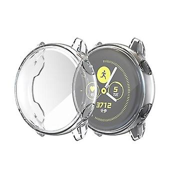 Protective Case For Samsung Galaxy Watch Active 2 Ultra-thin Soft Silicone Hd