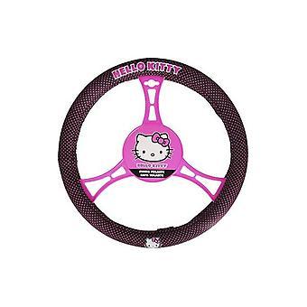 Ohjauspyörän kansi Hello Kitty KIT3018 Universal (36 - 38 cm)