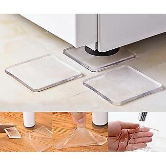 Shock Proof, Anti-slip Silicon Pads For Furniture