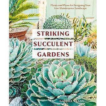 Striking Succulent Gardens Plants and Plans for Designing Your LowMaintenance Landscape A Gardening Book
