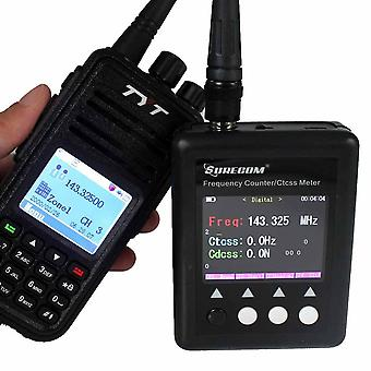 Frequency Meter Surecom Plus Counter Radio Portable Frequency Meter With