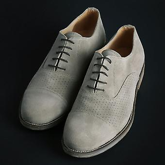 Duca di morrone - 1003_camosciobucato - chaussures pour hommes