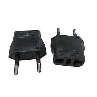 Eu Travel Power Adapter Electric Plug Converter Charger Socket