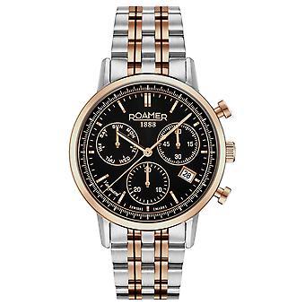Roamer 975819 49 55 90 Vanguard Chrono II watch 42 mm