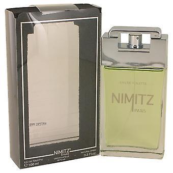 Nimitz Eau De Toilette Spray By Yves De Sistelle 3.3 oz Eau De Toilette Spray