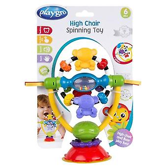 Playgro mama sandalyesi dönen oyuncak