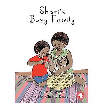 Shari's Busy Family by Jo Seysener - 9781925932393 Book