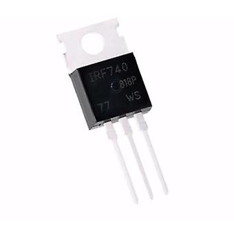 400v 10 amp-to-220 Triode Transistor