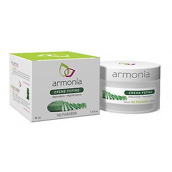 Armonía Crema de Pepino Hidratante y Depurativa 50 ml