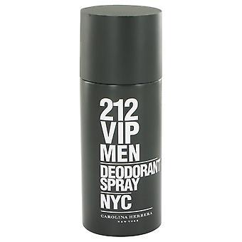 212 Vip by Carolina Herrera Deodorant Spray 5 oz