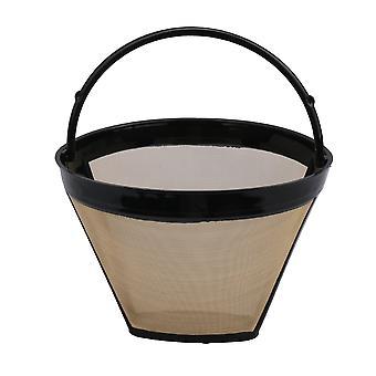 V Form Dropp kaffe sil filter trattkorg kaffemaskin #4