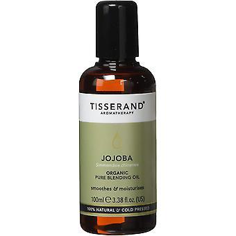 Tisserand Aromatherapy Organic Jojoba Pure Blending Oil 100ml