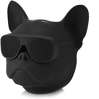 Głośnik Creative Dog Shaped Portable Music Player Dog Shaped Stereo Sound Bluetooth Wireless Speaker (Czarny)