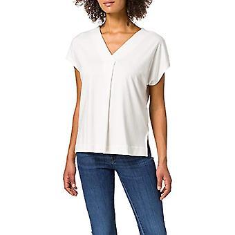 ESPRIT 041EO1K314 T-Shirt, 110/Off White, X-Small Woman