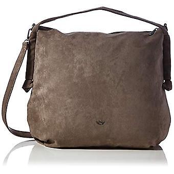 Fritzi aus Preussen Leja Medium, Hobo-Women's Crossbody Bag, Anthracite, One Size