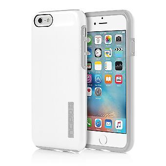 Incipio DualPro skinne sak for Apple iPhone 6/6-hvit/grå
