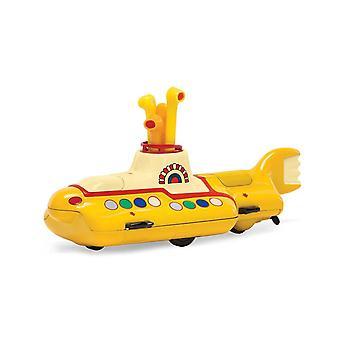 Yellow Submarine Diecast model van de Beatles Yellow Submarine