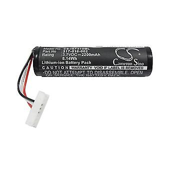Cameron Sino Isf510Bl Battery Replacement For Intermec Barcode Scanner