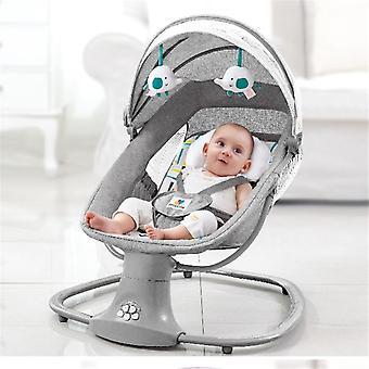 طفل الكهربائية هزاز كرسي، الأطفال حديثي الولادة النوم مهد الراحة السرير متكئا