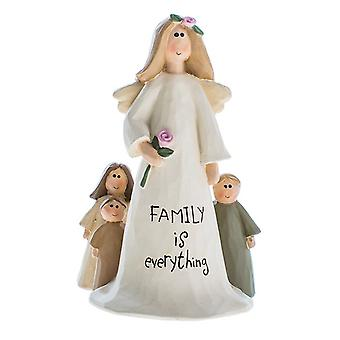 Family Is Everything Angel Ornament by Heaven Sends