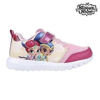 Trainers Shimmer and Shine 72952 Pink
