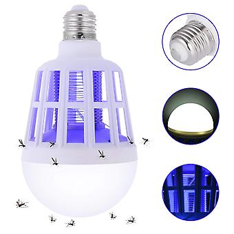Electronic Insect Mosquito Killer Lamp 2 In 1 Uv Led