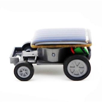 الروبوتية لعب مصغرة سيارة لعبة متسابق الشمسية