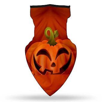 (F) Vélo Tube Écharpe Snood Masques faciaux Couvrir Cou plus chaud Bandana Halloween