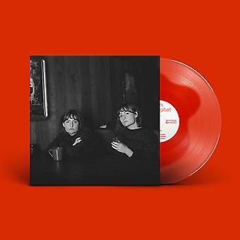 Lady Dan - Jag är profeten röd & klar vinyl