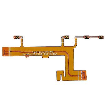 Side Power On Volume Camera Button Connector Flex Cable For Nokia Lumia 625