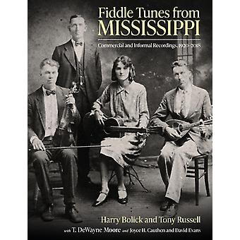 Fiddle Tunes from Mississippi by Harry BolickTony Russell