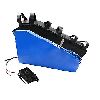 With Charger 72v 56ah 20s16p Ebike Battery Li-ion Triangle Bag Electric Bicycle Tricycle Motorcycle 330x565x120x520x130x72mm