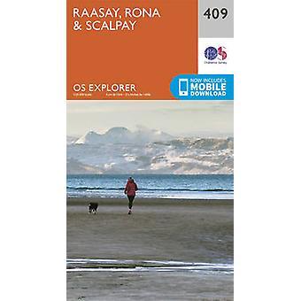 Raasay Rona and Scalpay