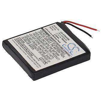 GPS-navigointiakku Garmin 361-00026-00 edelläkävijälle 205 305 305i 700mAh