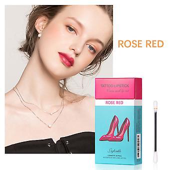 20pcs/set Lipstick Microbrush Long Lasting Waterproof Disposable Brushes Cotton Swab Lipsticks Korean Cigarette Case Lip Glaze