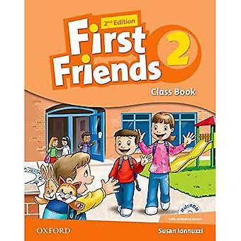 Eerste Vrienden 2e 2 Klasboek
