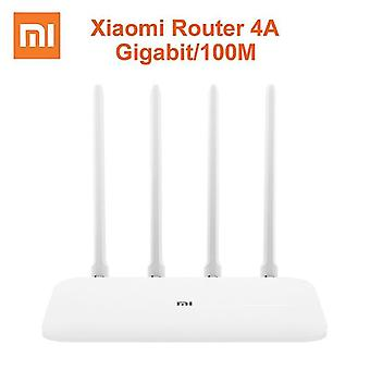 Wireless routers xiaomi mi router 4a gigabit version 2.4Ghz wifi 300mbps wifi repeater high gain wireless routers
