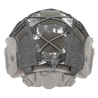 Airsoft Casque de chasse Tactique Militaire Casque Housse Cs Sport Casque Cover