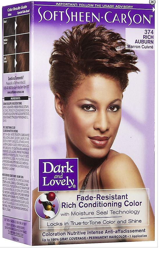 Dark & Lovely Conditioning Color Rich Auburn 374