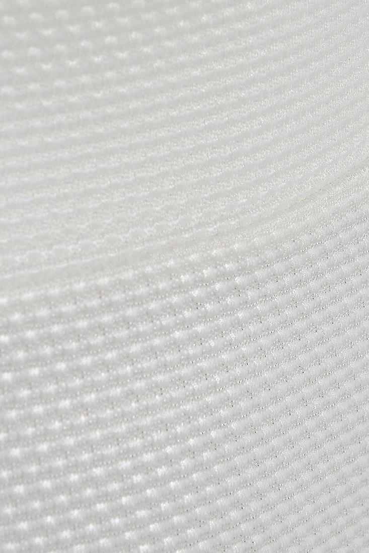 White Waffle Textured Bodycon Skirt SK182-16