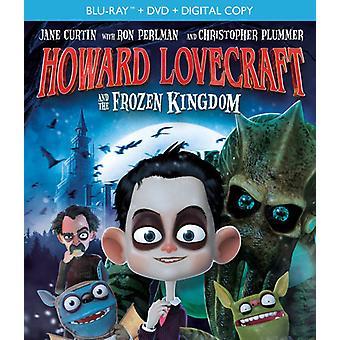 Howard Lovecraft & frosset rike [Blu-ray] USA import